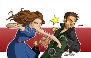 Belle vs. Hook