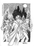 Harry Potter Commission