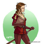 Warrior Belle