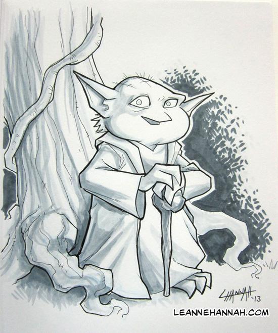 Yoda Commission by stratosmacca