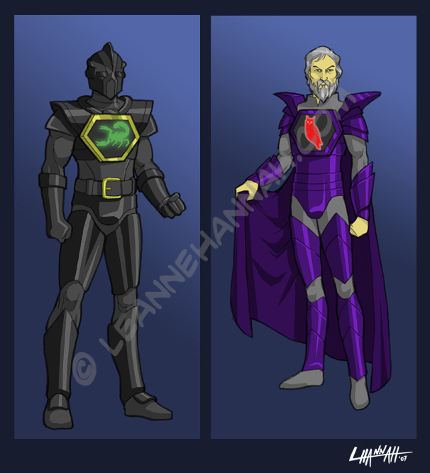 Visionaries Knights 02 by stratosmacca