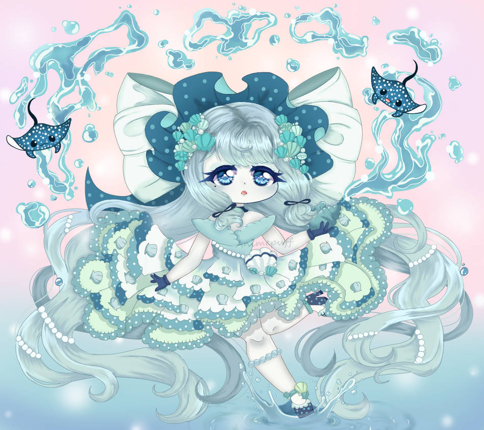 Nerine (Entry for Skfuu's chibi contest)