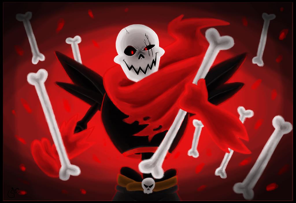 Underfell Papyrus – HD Wallpapers