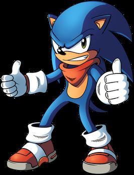 ::REMIX:: Sonic