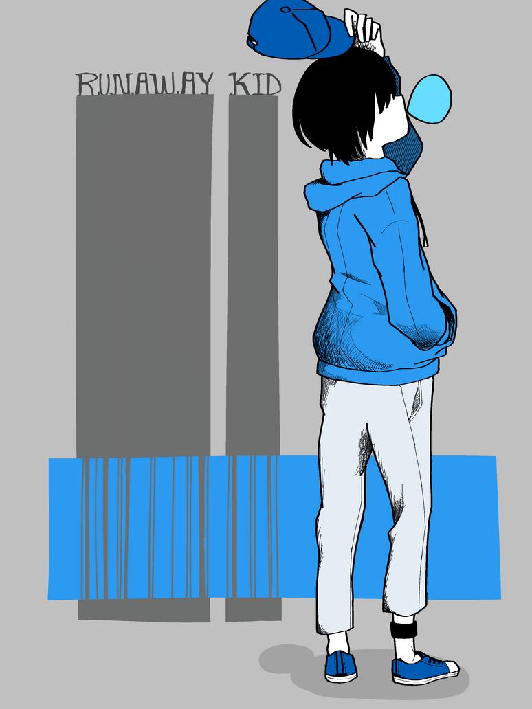 Runaway Kid by lsyin95
