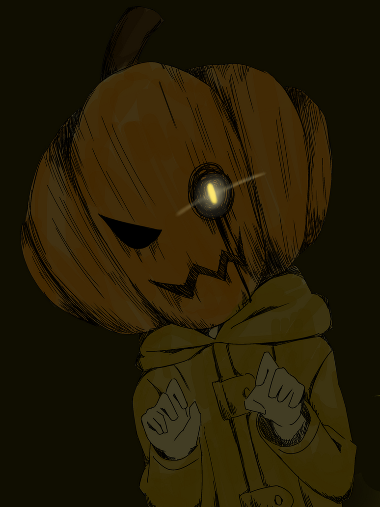 Pumpkin head by lsyin95