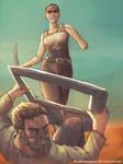 Mad Max: Furiosa Road
