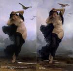 Master Study: La Nuit (William-Adolphe Bouguereau)