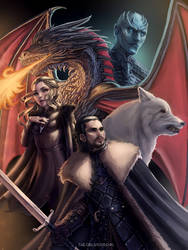 Game of Thrones (Finale) by TheObliviousOwl