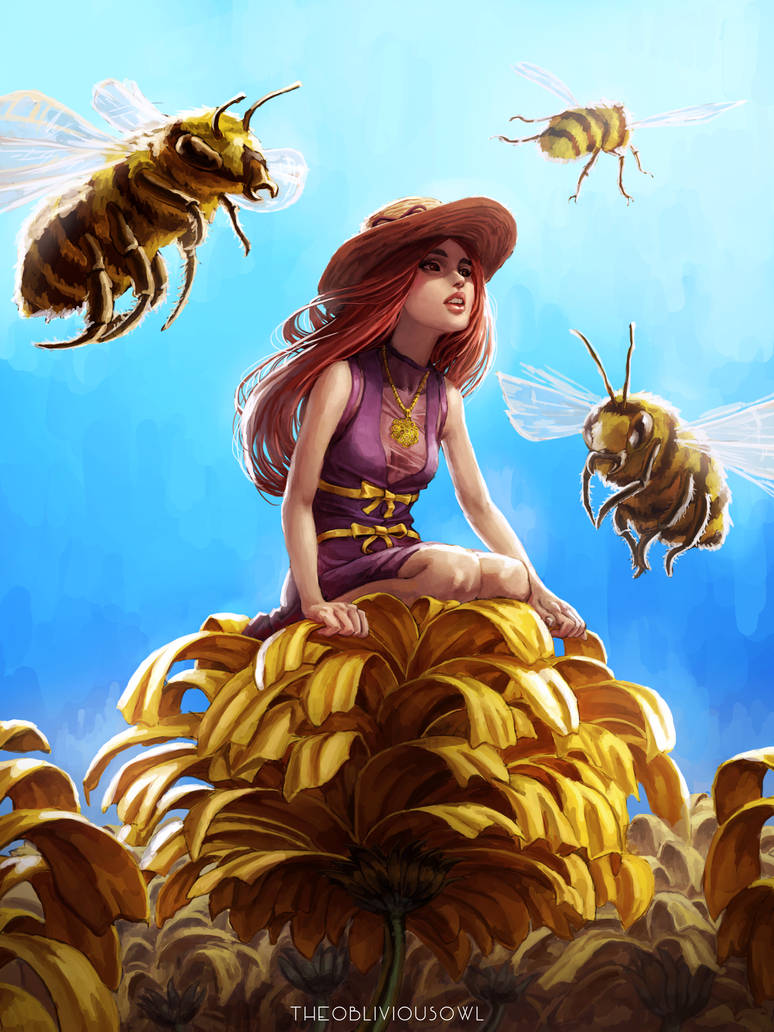 Kingdom of Honey by TheObliviousOwl