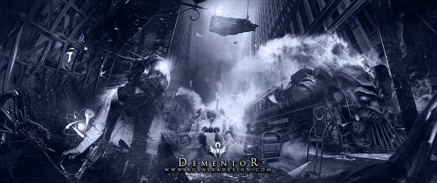 Dementor by RusalkaD