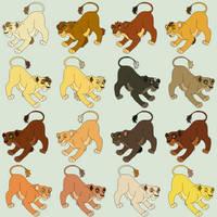 Mystery Cub Adoptables - CLOSED by Torro-Torro