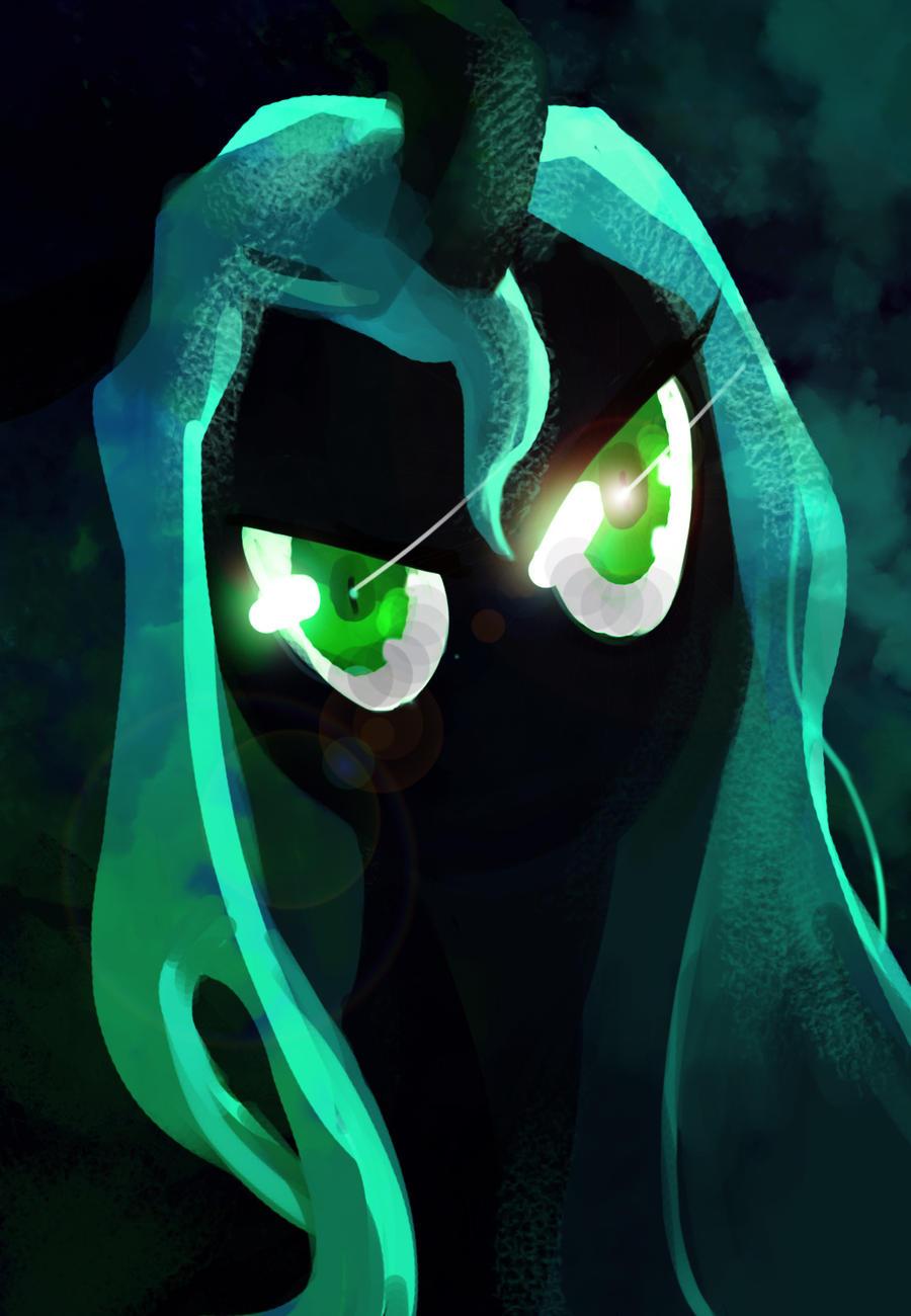 Villain by Electrixocket
