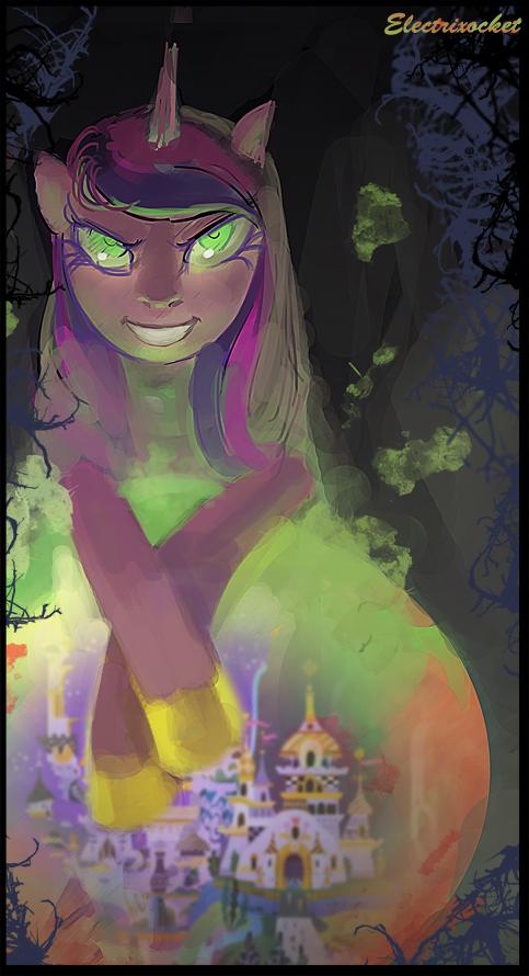 Princess Mi Amore Cadenza by Electrixocket