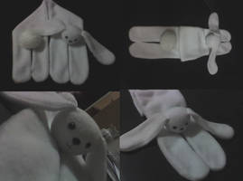 Bunny Scarf v2 ?? by apple-pai