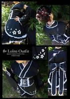 Wa-Lolita Outfit by apple-pai