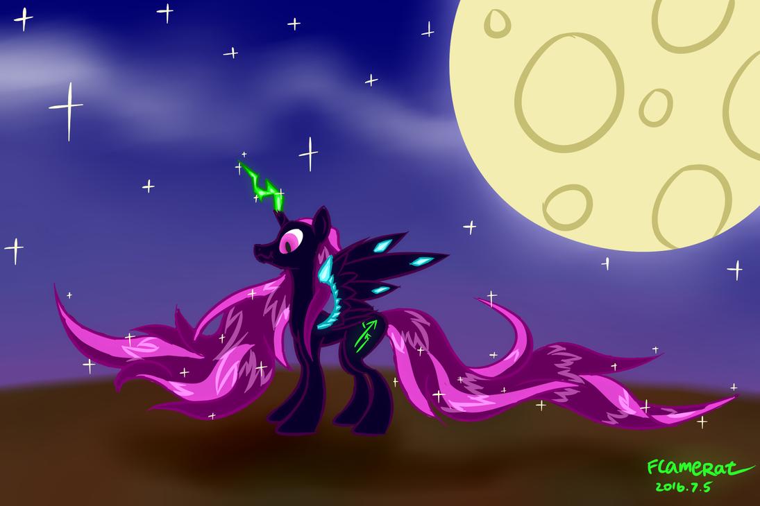 Nightmare FlameRat by FlameRat-YehLon