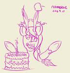 Snerdsister's Crazy Birthday Party