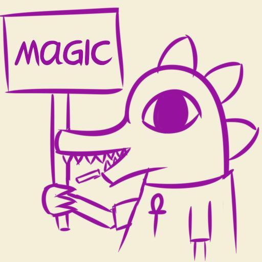 Bea: Magic by FlameRat-YehLon