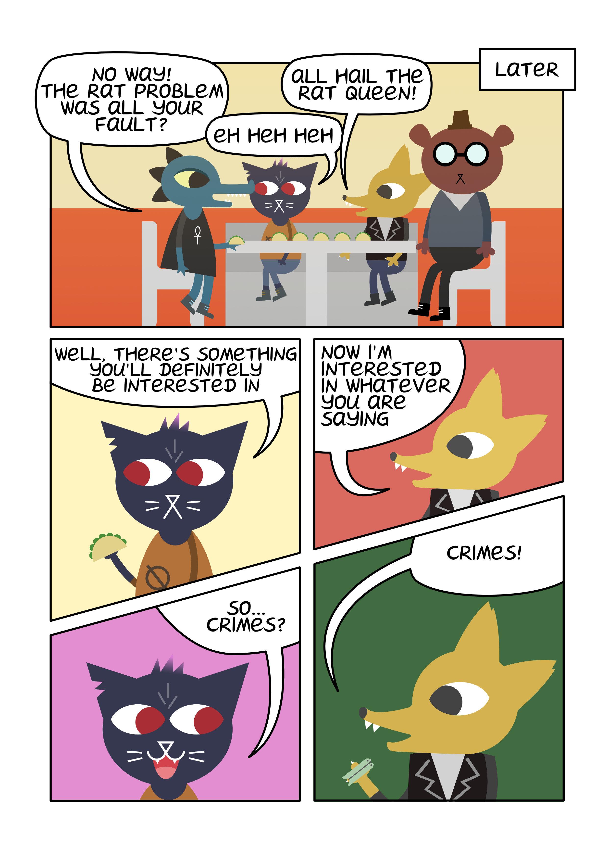 NITW Secret Area : That Secret Room I - Page 2 by FlameRat-YehLon