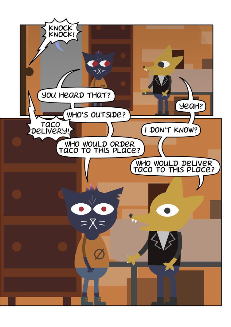 NITW Secret Area : That Secret Room I - Page 5 by FlameRat-YehLon