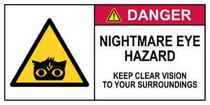 Nightmare Eye Hazard