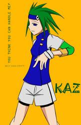 Happy B-day Kaz