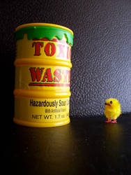 chick adventures_ toxic waste