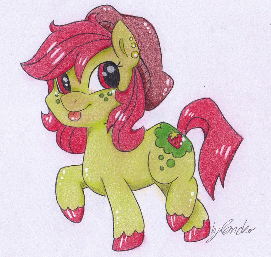 Ruby Berry by leneko