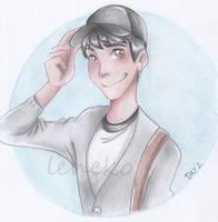 Day 2: Tadashi by Viodino