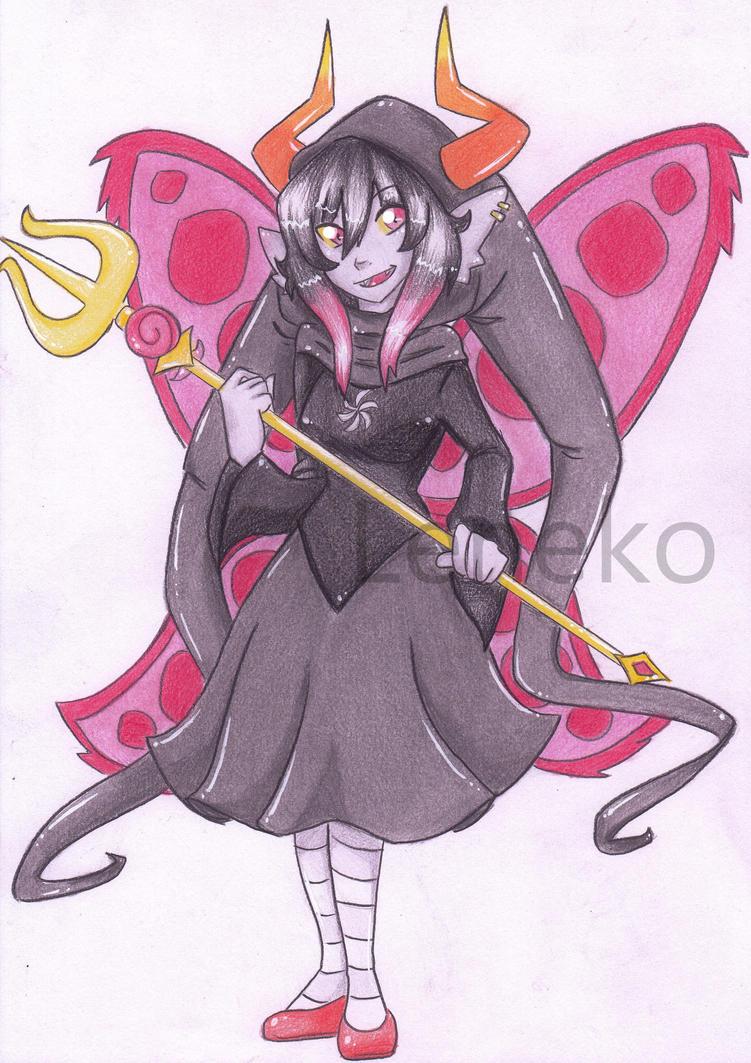Zullias God Tier Outfit by leneko