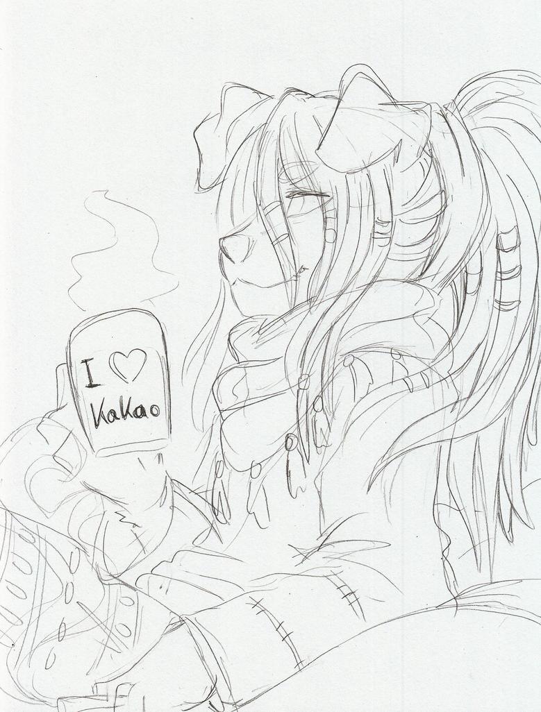 I Love Kakao by leneko