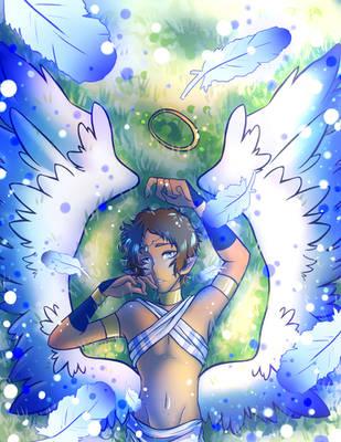 Angel Lance by Viodino