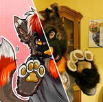 Toon me Commission for Taron/Nexus