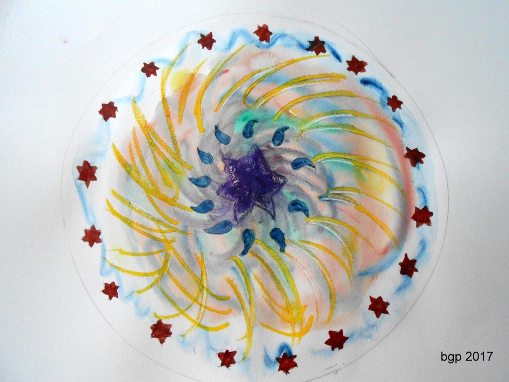 Mandala 21 by manette64