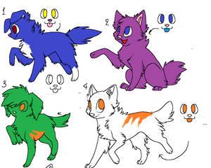 Free Feline (i think) Adopts