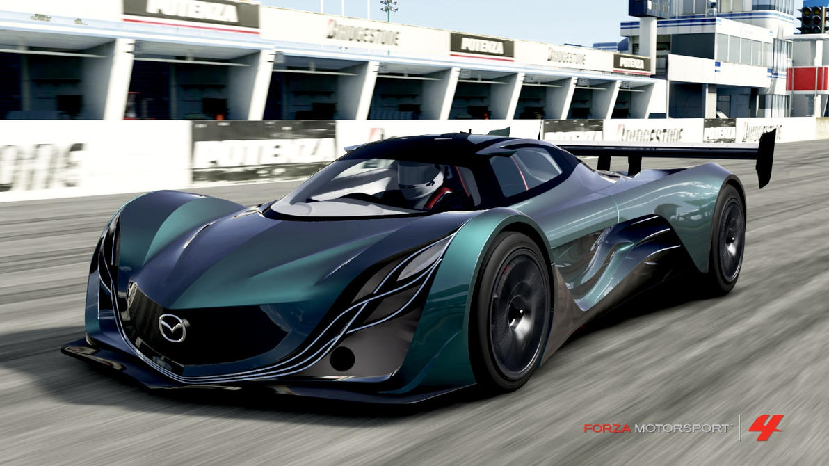 Mazda Furai By B3nzin On Deviantart