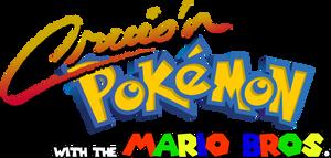 Cruis'n Pokemon with the Mario Bros. logo