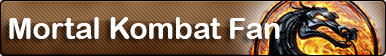 Mortal Kombat Fan Button by SuperpanArts