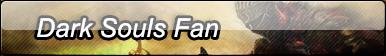 Dark Souls Fan Button by SuperpanArts