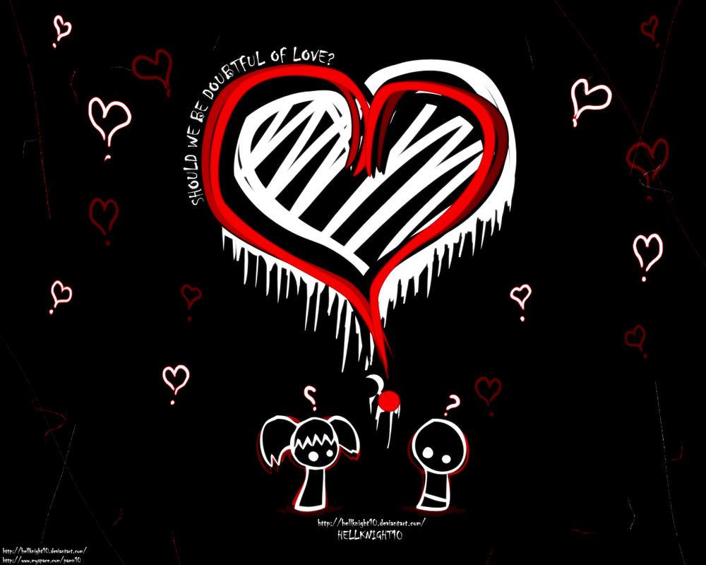 Doubtful of Love by Hellknight10