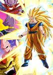 Super Saiyan 3 Goku's Foes