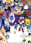 The World of UNDERTALE