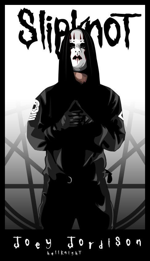 Joey Jordison by Hellknight10