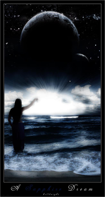 A Sapphire Dream by Hellknight10