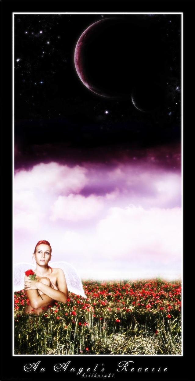 An Angel's Reverie by Hellknight10