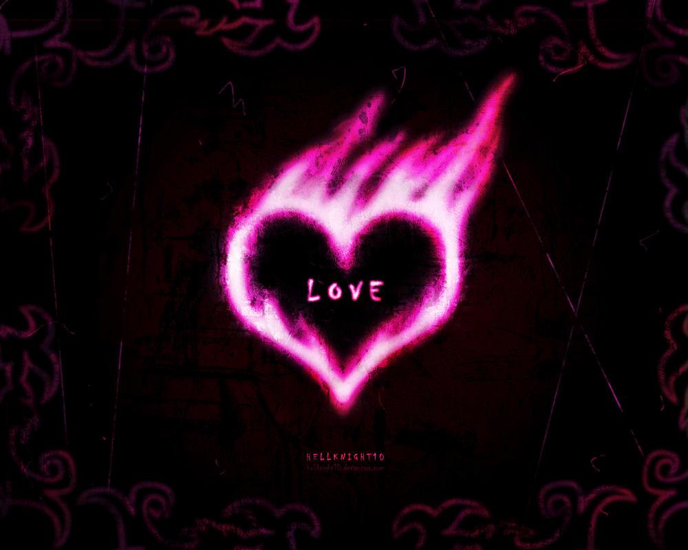 Love by Hellknight10