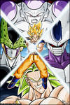 Super Saiyan Goku's Foes