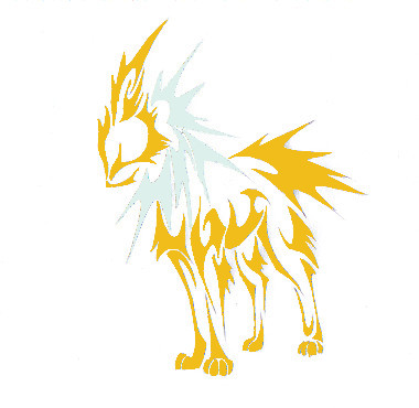 tattoo tribal jolteon desine Jolteon by Tribal funkyjam175