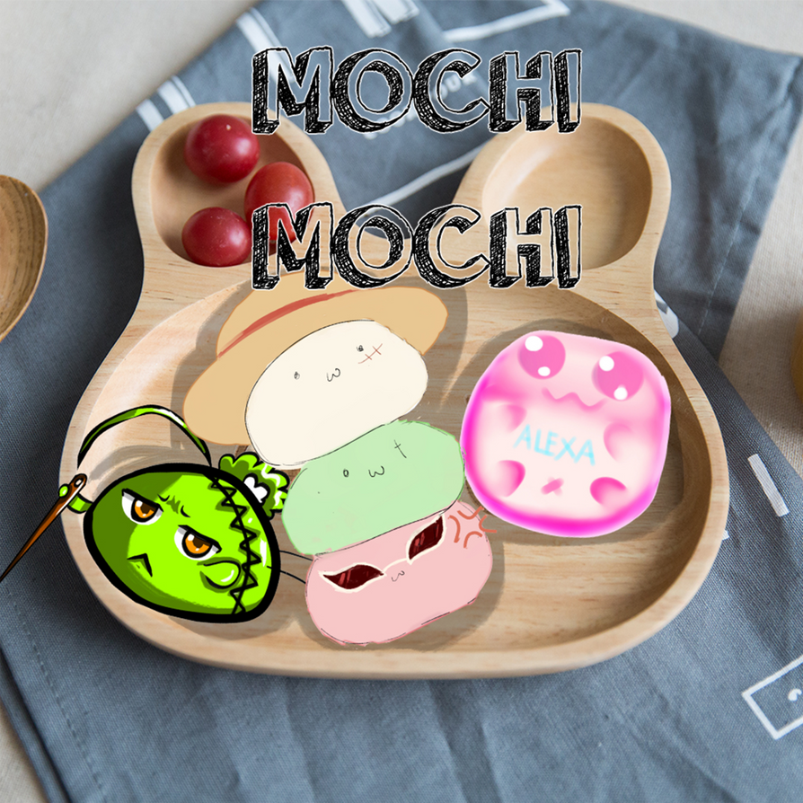 MOCHIMOCHI BOOTH DP BY ME by alexahuke